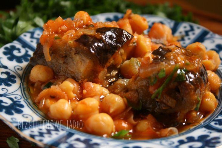 Libańska mussaka. Bezglutenowa, wegańska. – Bezglutenowe jadło
