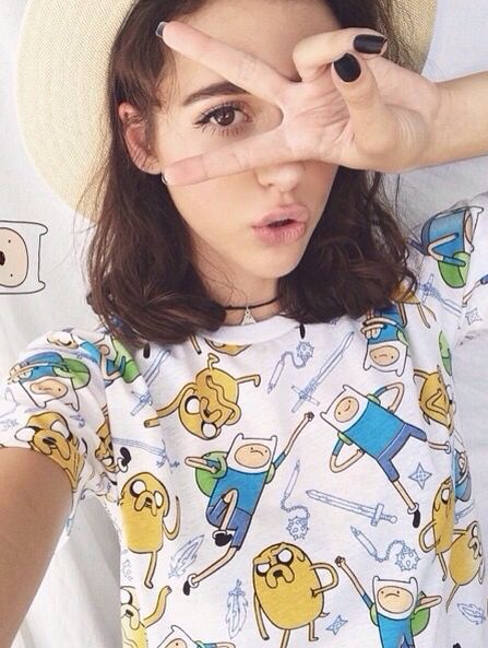 i loVE heR sHiRt SO MucH