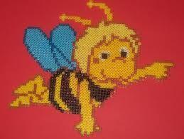 maya the bee perler beads
