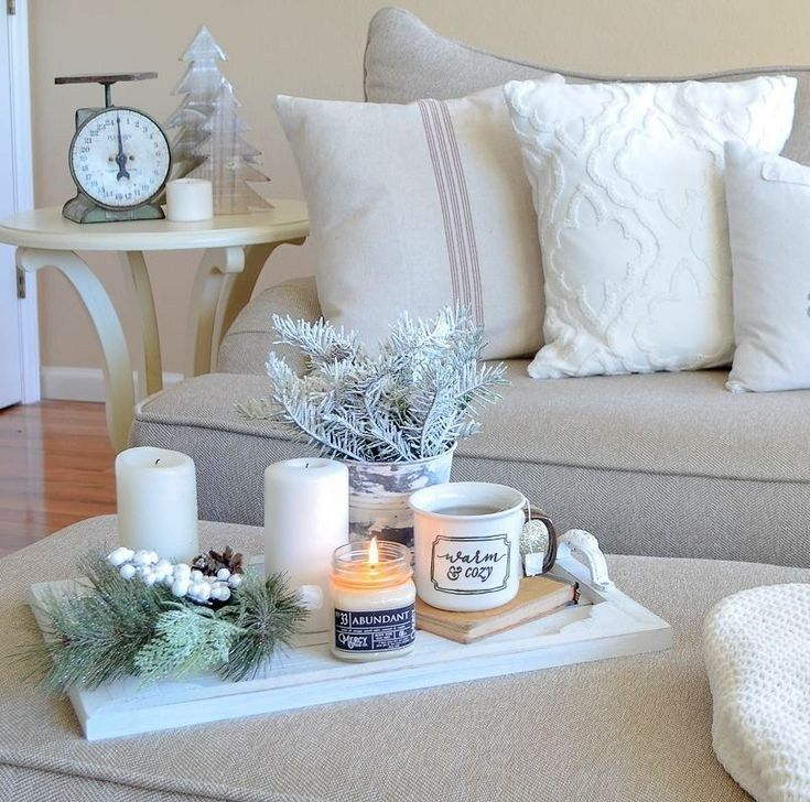 Simple And Easy Diy Winter Decor Ideas For Your Apartment 40
