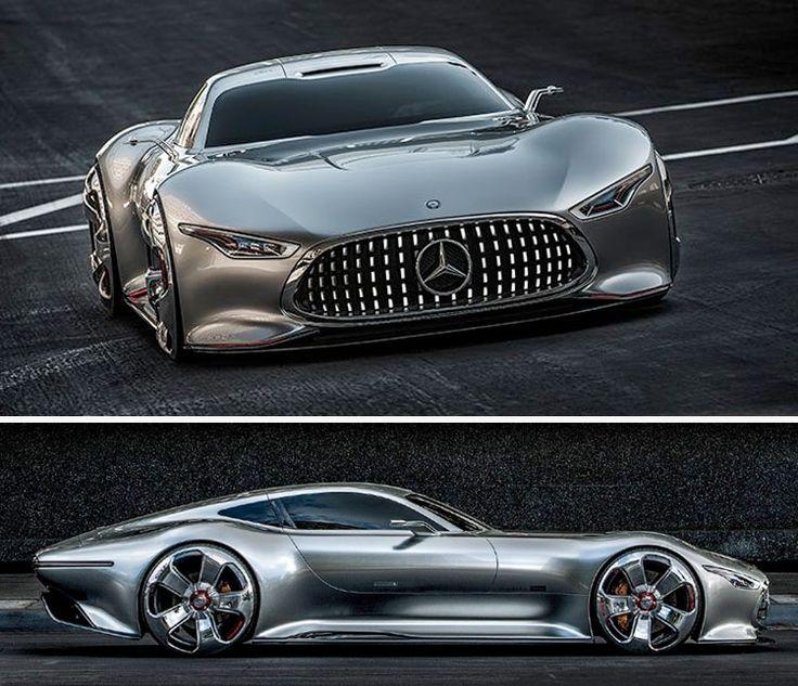 Mercedes-Benz AMG Vision GT, un sueño a punto de convertirse en realidad
