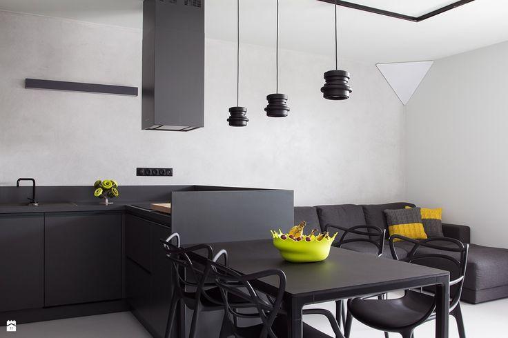 Zdjęcie: CC /_\ CONCRETE CONCEPT by KASIA ORWAT - Jadalnia - Styl Nowoczesny - KASIA ORWAT home design