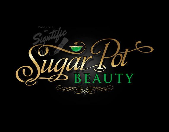 Classy beauty salon logo  FREE business card design by Signtific