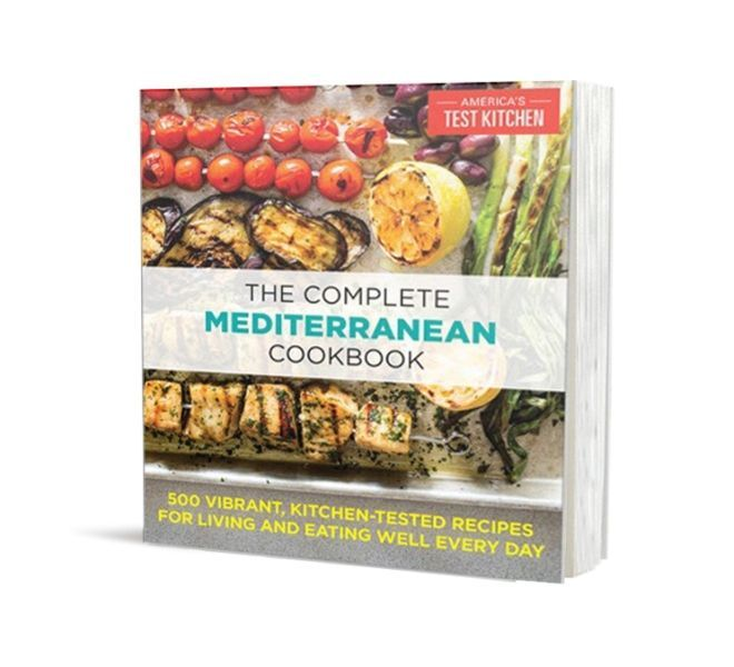 Cookbook: The Complete Mediterranean Cookbook | The Columbus Dispatch