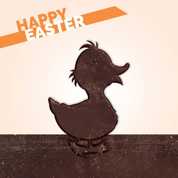 This #Easter, it's all about vegan chocolate animals! Happy Easter! #SaveTheDuck #SaveTheDuckers #WeRespectAnimals