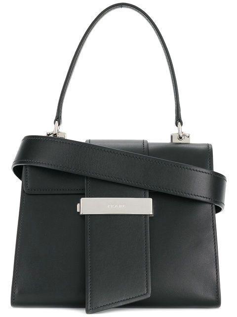 7a5408d113e8 Shop Prada Ribbon handbag purses and handbags leather