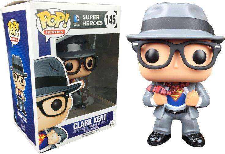 Funko Pop Clark Kent