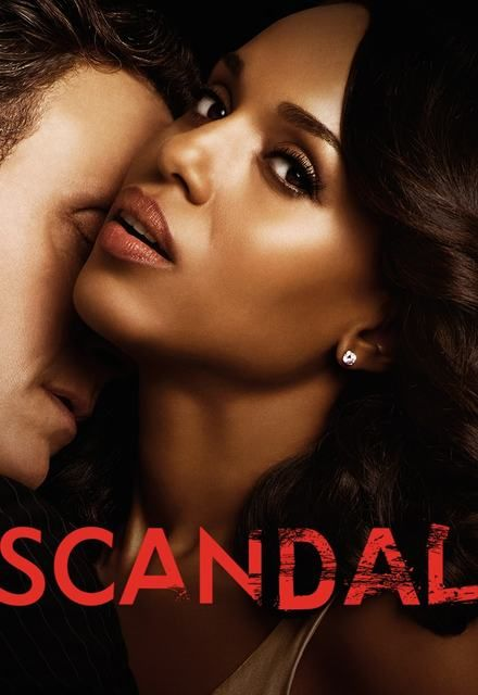 Scandal Show Poster