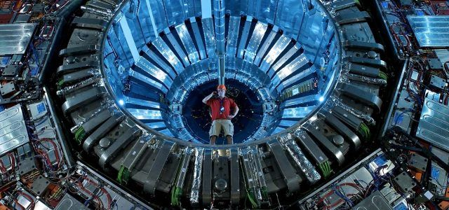Image result for particle accelerator