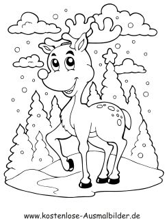17 Best ideas about Ausmalbilder Winter on Pinterest ...