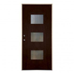 Crestview Doors--midcentury modern inspired exterior and interior doors.