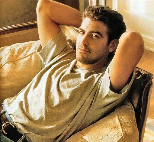 54 best images about george clooney on pinterest sexy hollywood and annie leibovitz. Black Bedroom Furniture Sets. Home Design Ideas