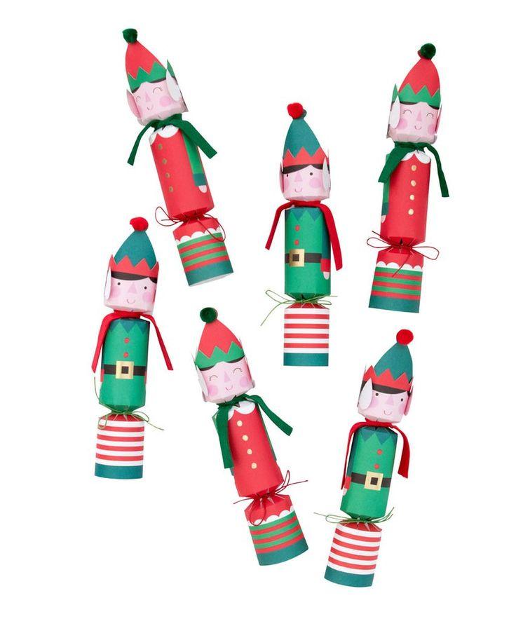 Holiday Elf Cracker