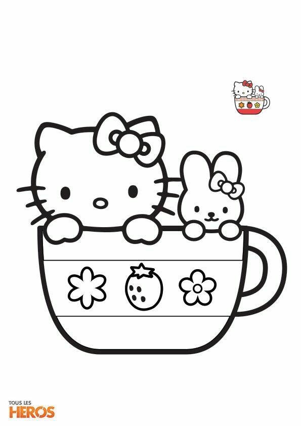 46 besten hello kitty Bilder auf Pinterest | Malvorlagen, Die helden ...
