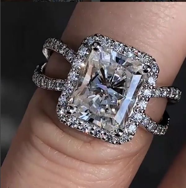 Jewelry & Watches 2.15Ct Certified Marquise Diamond 14K Gold Engagement & Weddding Ring Set Engagement Rings
