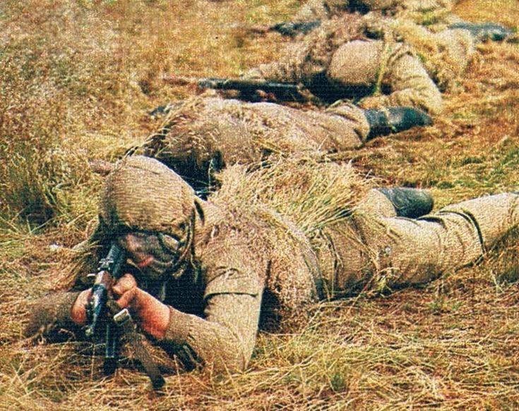 DDR Spezialeinheiten FDA und mehr....: Fernaufklärer Teil 1 - Lange afstand verkenningseenheden deel 1 - Long range reconaissance troops part 1