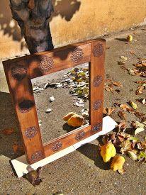 Decorar con espejos. De Tope y Cuña