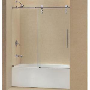 Frameless Sliding Tub Shower Doors 38 best small bathroom images on pinterest | small bathrooms