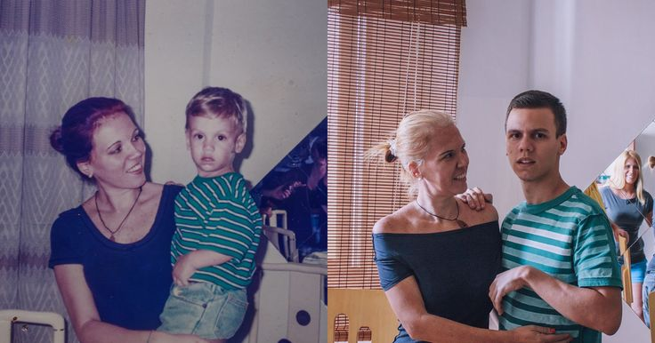 Recreated Family Photos from Around the World