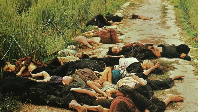 My Lai Revisited: 47 Years Later, Seymour Hersh Travels to Vietnam Site of U.S. Massacre He Exposed