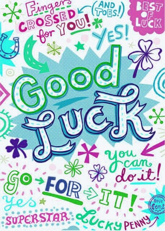 Good luck | Wishes | Luck quotes, Good luck wishes, Good ...