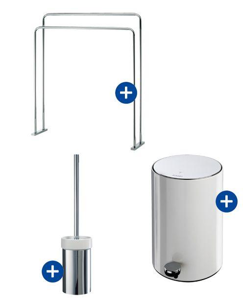 JOOP Handtuchhalter - JOOP Toilettenbürste - JOOP Bad Mülleimer http://www.handtuch-welt.de/Unsere-Marken/JOOP/JOOP-Accessoires/Typ-Handtuchstaender/ http://www.handtuch-welt.de/Unsere-Marken/JOOP/JOOP-Accessoires/JOOP-Bathroom-Chromeline-WC-Buerstengarnitur-010060010.html http://www.handtuch-welt.de/Unsere-Marken/JOOP/JOOP-Accessoires/Typ-Eimer/