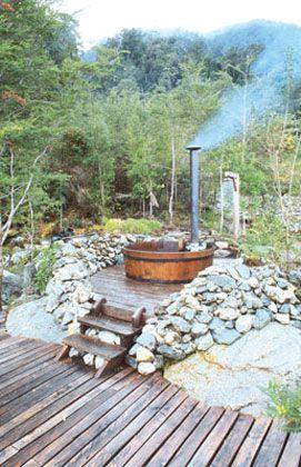 hot tubs y tinas de madera de hidromasaje chile