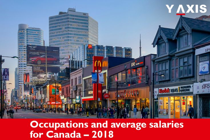 Canada offers quite high salaries to immigrant workers who possess the right skills and the pay package will suffice to quickly pay off student loans and start a #NewLife in #Canada. #CanadaWorkVisa #CanadaImmigration #YAxisVisas #YAxisImmigration