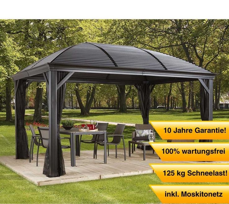 Aluminium Pavillon Gazebo Messina 7 Besten Pavillion Bilder Auf Pinterest
