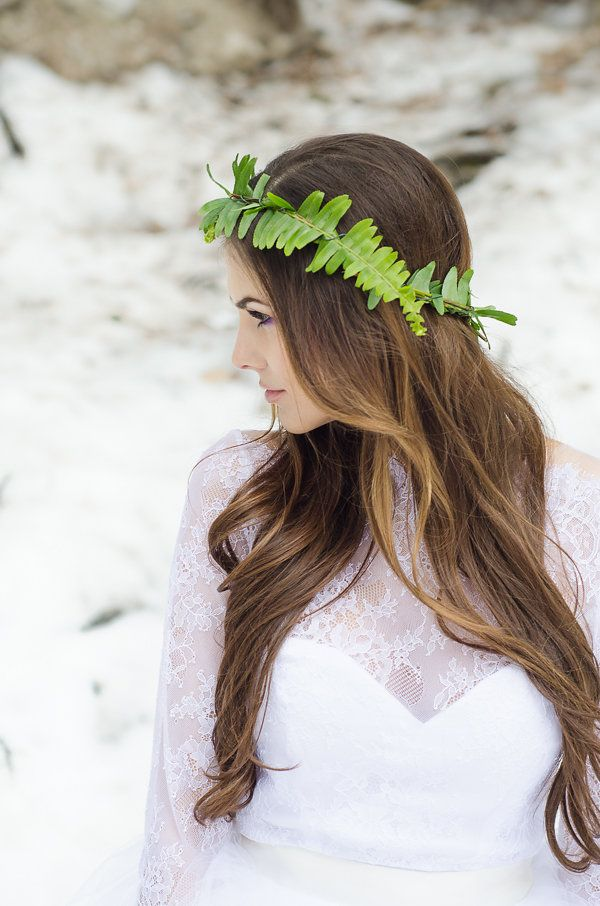 "styledandwed: "" Ski Themed Wedding Styled Shoot  via Styled and Wed 