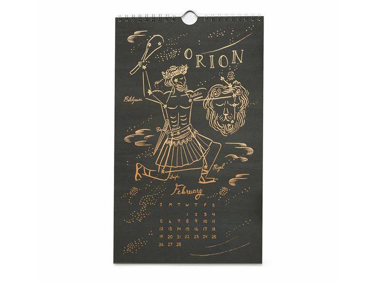 Rifle Paper Company Constellations Calendar