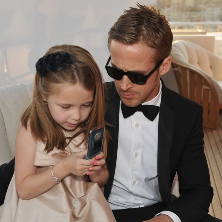 Pin for Later: At Only 5 Days Old, Ryan Gosling's Daughter Rules Twitter