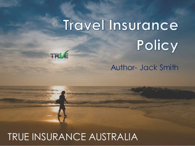 Travel insurance is designed to cover  your journey and gives you support by covering your losses occurs in the journey. For some travelers, it's a good deal and for others, its not. More details: http://www.trueinsurance.com.au/cheap-travel-insurance/