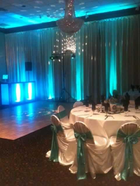 Reception Hall - Wall Lighting - Pi Banquet Hall Southfield MI & 9 best Lighting images on Pinterest   Wedding reception Banquet ... azcodes.com