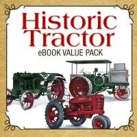 Historic Tractor eBook Value Pack | OldCarsBookStore.com