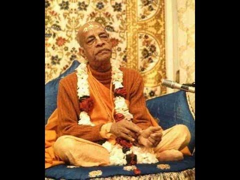 Srila Prabhupada on Bhagavad Gita As IT IS Chapter 3 Verse 27