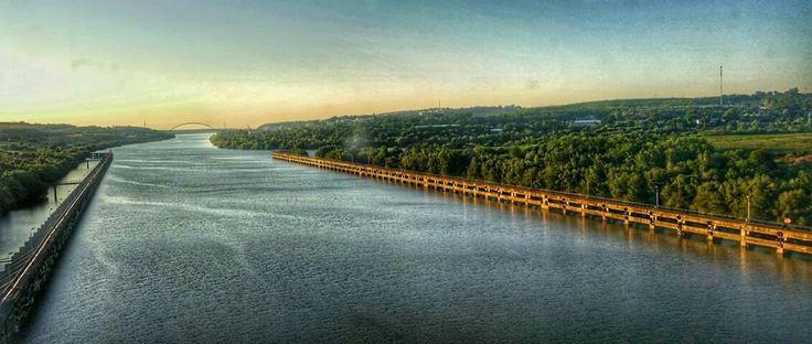 Danube. Romania