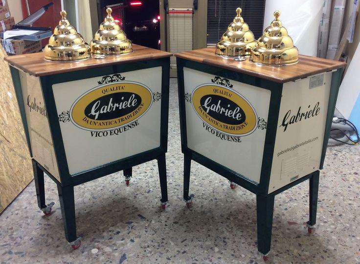 #tekneitalia #gelato #icecreamcart #gelatocart #artisanalgelato