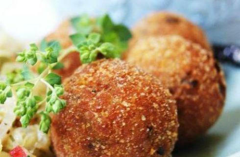 Ricette Bambini Verdure: polpette di zucchine al forno