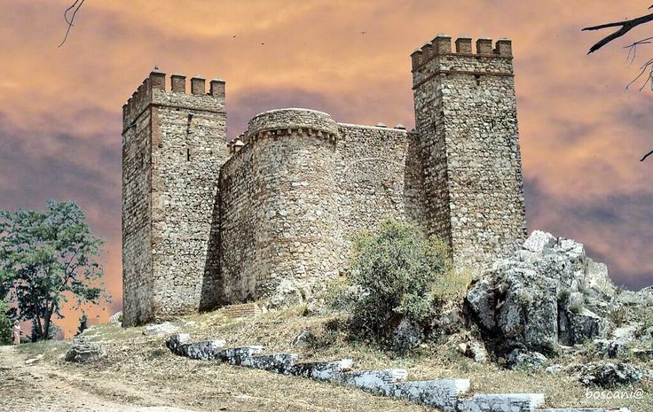 castillo de Cortegana #Huelva