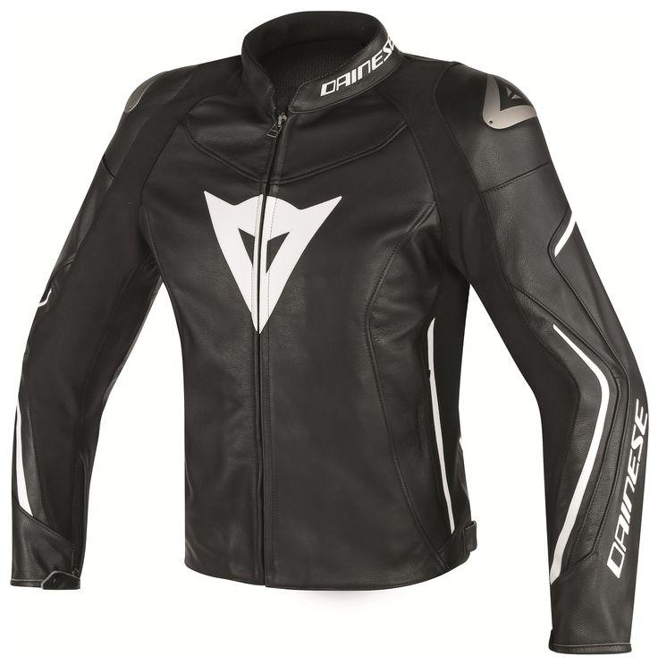 Dainese Assen Women's Leather Jacket. Motorbike JacketsLeather ...