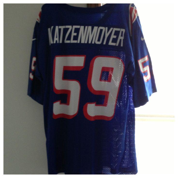 1999 Andy Katzenmoyer - Replica 1999 Niketown