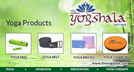"Namogange Namaskar 🙏.        We help truly inspired members of the yoga community because ""Yoga is the journey of the self through the self, to the self"". Visit the link http://www.theyogshala.com/product-list.php for yoga products. #TheYogshala #YogaProducts #SelfRealization #HealthWellness #Fitness #YogaClasses"