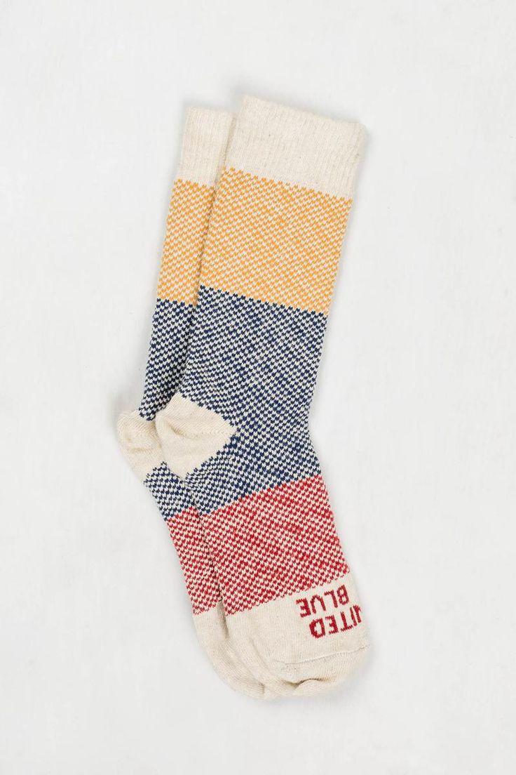 Tacony Hemp Socks - by United By Blue