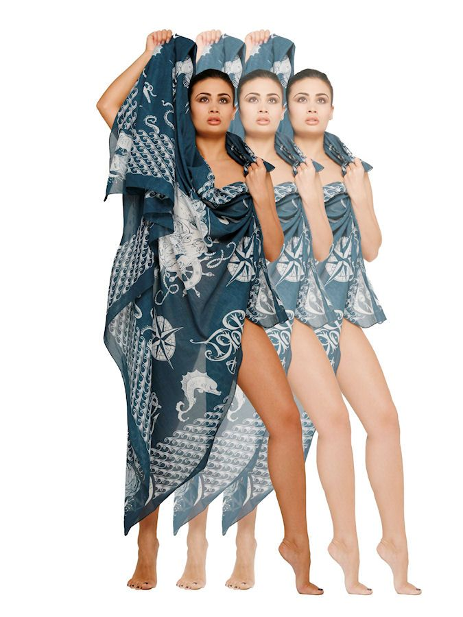 This way to Heaven | Sailor by Lord Dunsby - http://luxuryscarves.co/shop-online-luxury-scarves#!/~/product/category=6690185&id=28336600 Picture Credit Adrian Fiebig - Canada