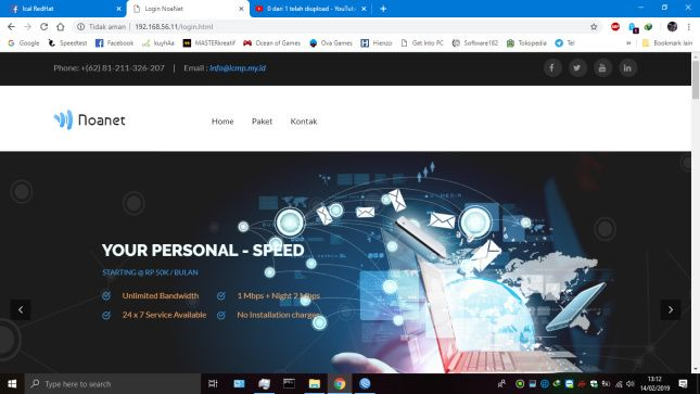 Template Login Hotspot Mikrotik Responsive Bootstrap Design Premium 2019 Update Templates Login Page