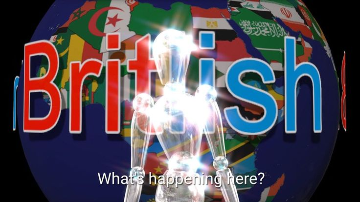 What's happening? - Learn British English - Innovative Lessons