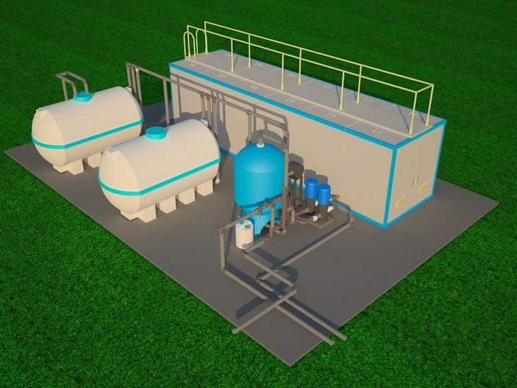 Compact Sewage Treatment Plants