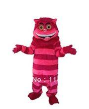 keine. 1 maskottchen ems frei schiff Alice im Wunderland Cheshire-Katze maskottchen kostüme zeichentrickfigur mascotte kostüm(China (Mainland))