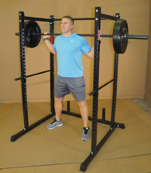 Best power rack low ceiling images on pinterest